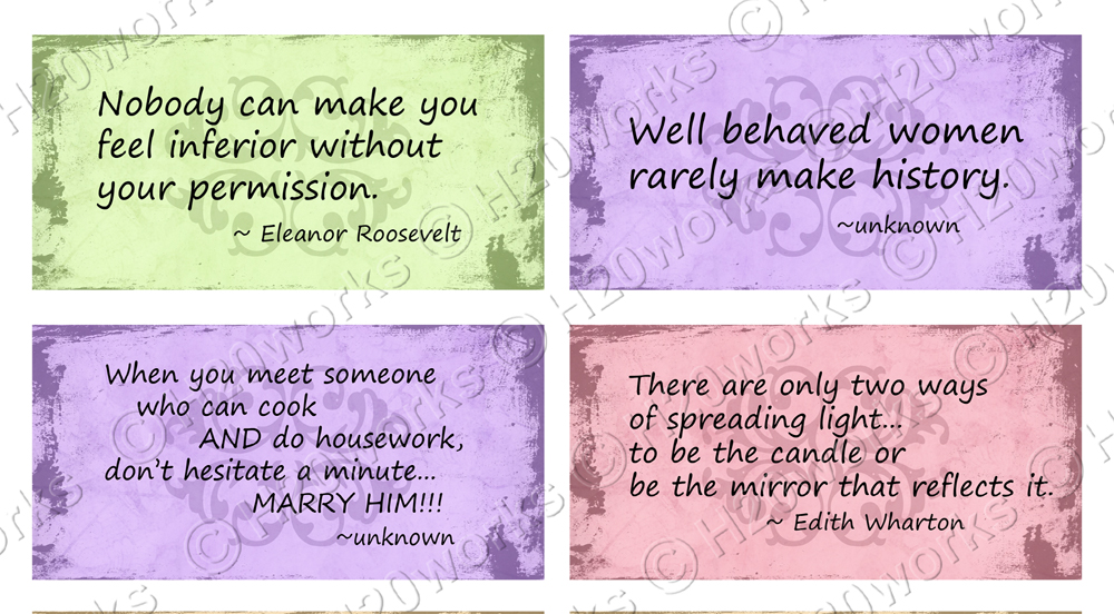 Women quote #7