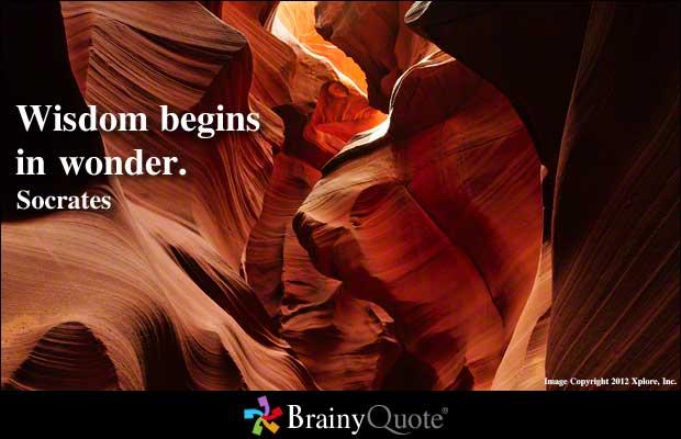 Wonder quote #3