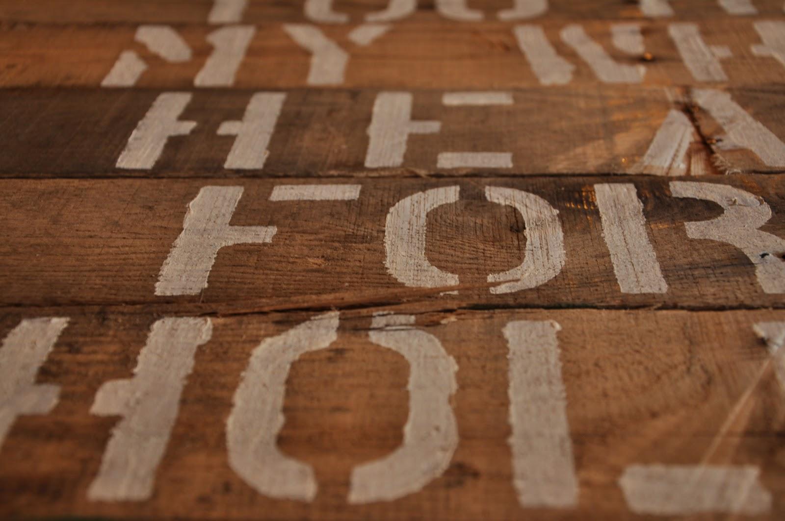 Wood quote #8