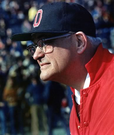 Woody Hayes's quote