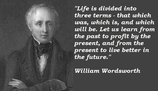 Wordsworth quote #1