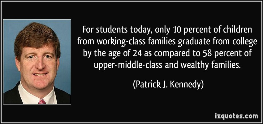 Working Classes quote #2