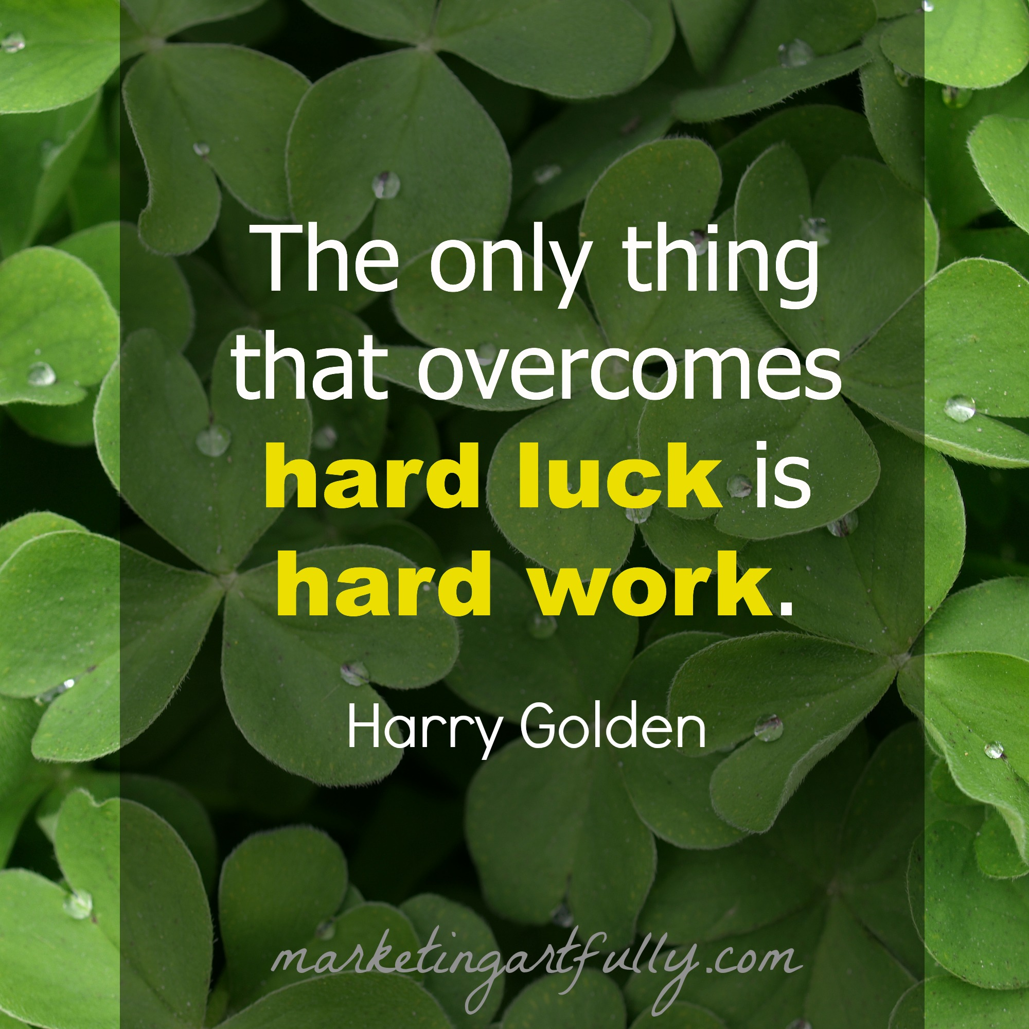 Working Hard quote #1