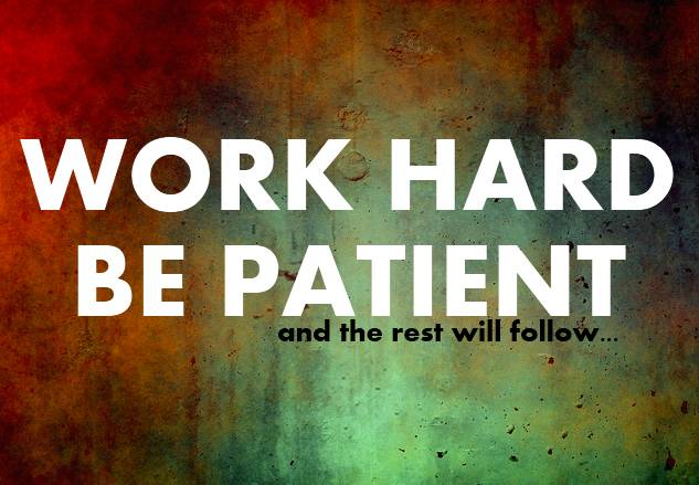 Working Hard quote #2