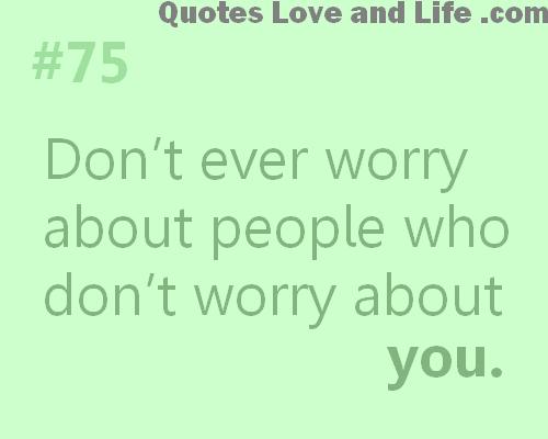 Worries quote #5