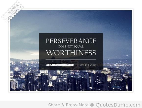 Worthiness quote #1