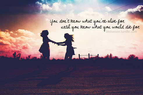Worthy quote #1