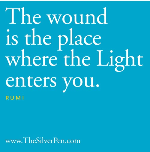 Wound quote #4