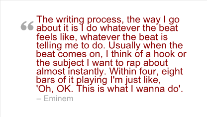 Writing Process quote #2