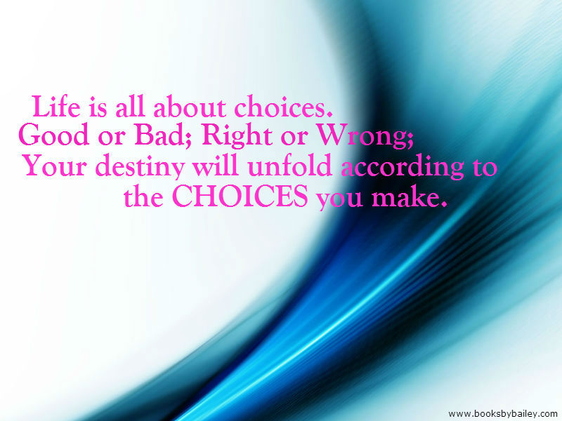 Wrong Choices Quote #2