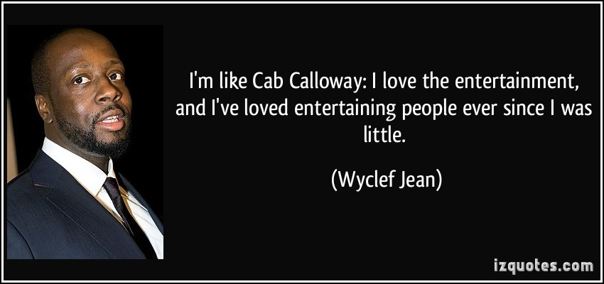 Wyclef Jean's quote #4