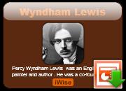 Wyndham Lewis's quote #5