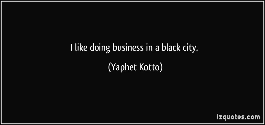 Yaphet Kotto's quote #6