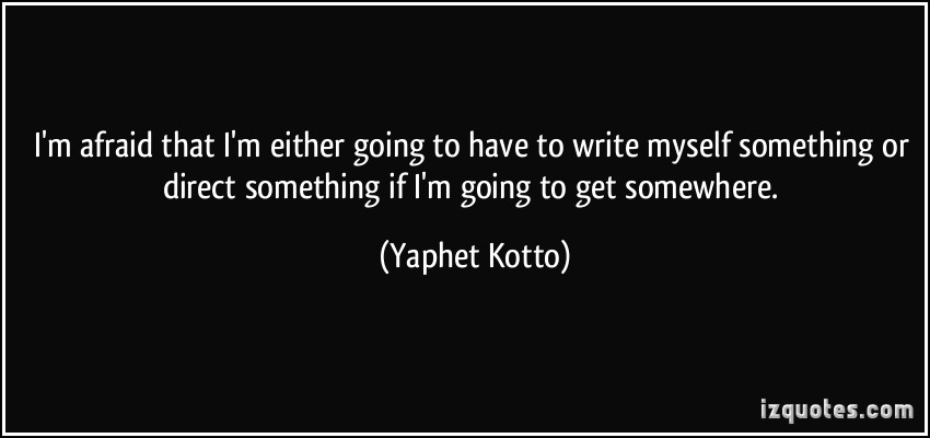 Yaphet Kotto's quote #7