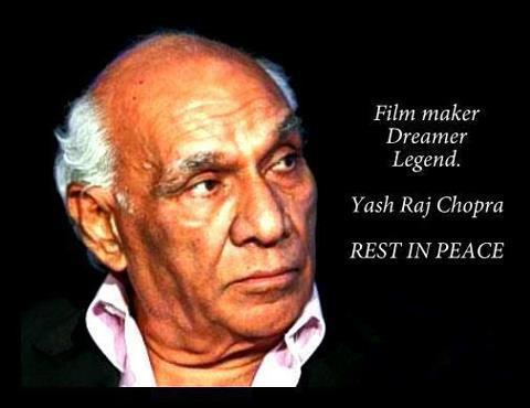 Yash Chopra's quote #6