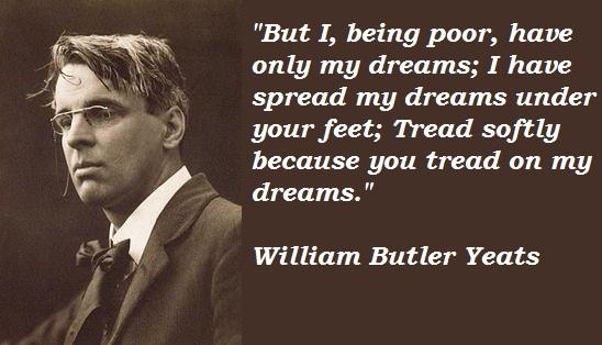 Yeats quote #1