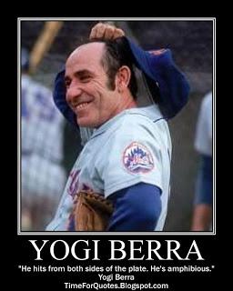 Yogi Berra's quote #5