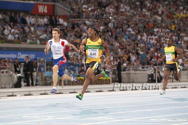 Yohan Blake's quotes, famous and not much - Sualci Quotes