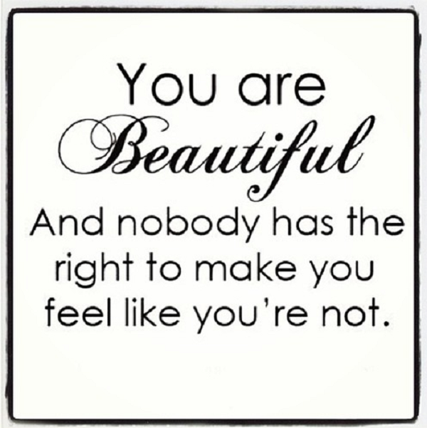 You Are Beautiful quote #1