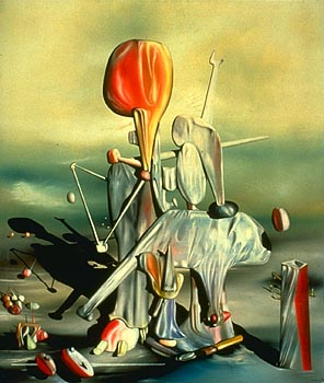 Yves Tanguy's quote #4