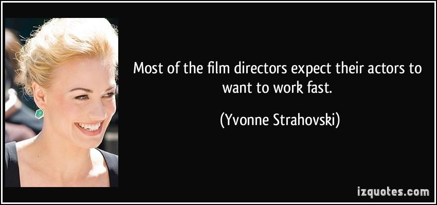 Yvonne Strahovski's quote