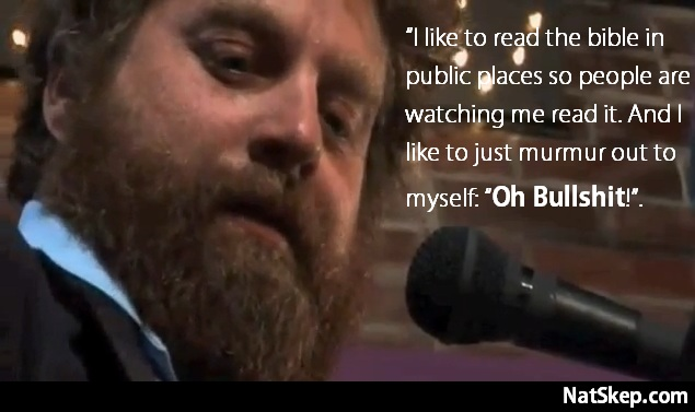 Zach Galifianakis's quote #6