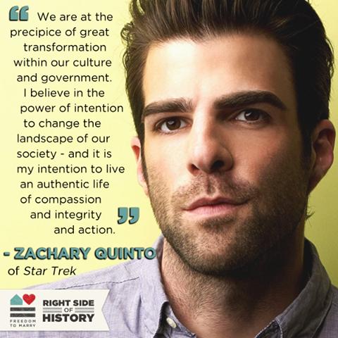 Zachary Quinto's quote #6
