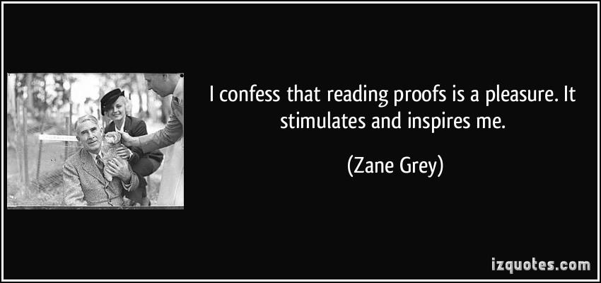 Zane Grey's quote #4