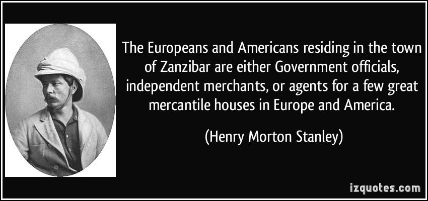 Zanzibar quote #2