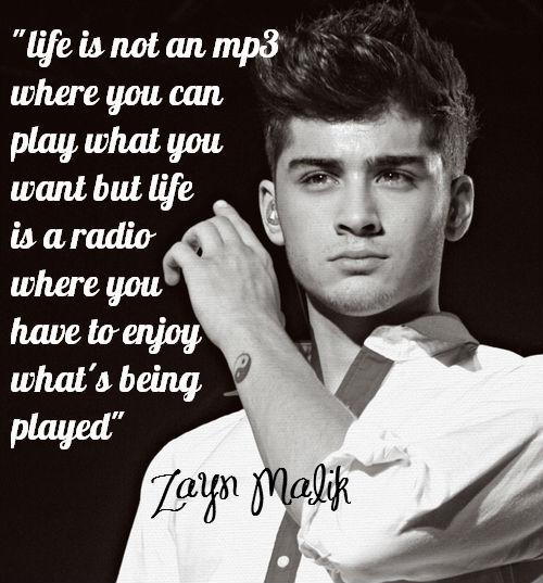 Zayn Malik's quote #2