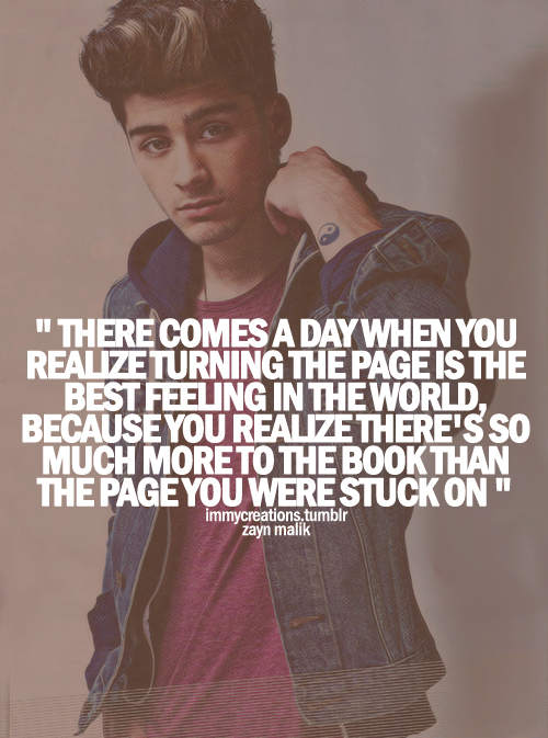 Zayn Malik's quote #7