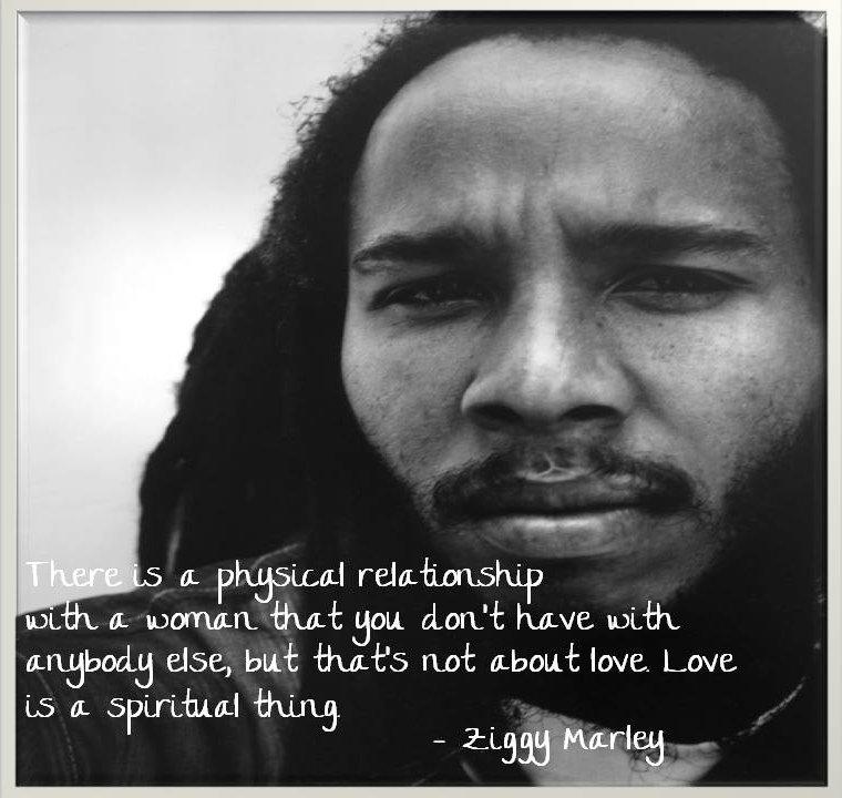 Ziggy Marley's quote #4
