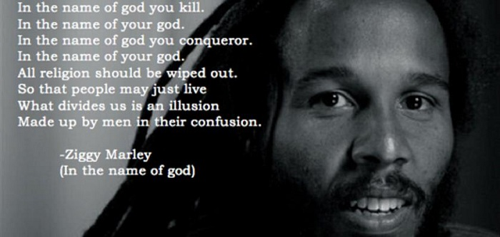 Ziggy Marley's quote #2