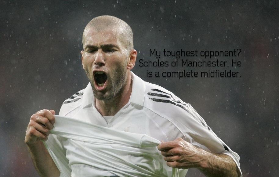Zinedine Zidane's quote #7
