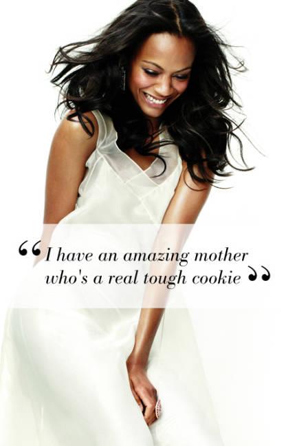 Zoe Saldana's quote #2