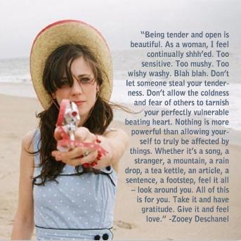 Zooey Deschanel's quote #3