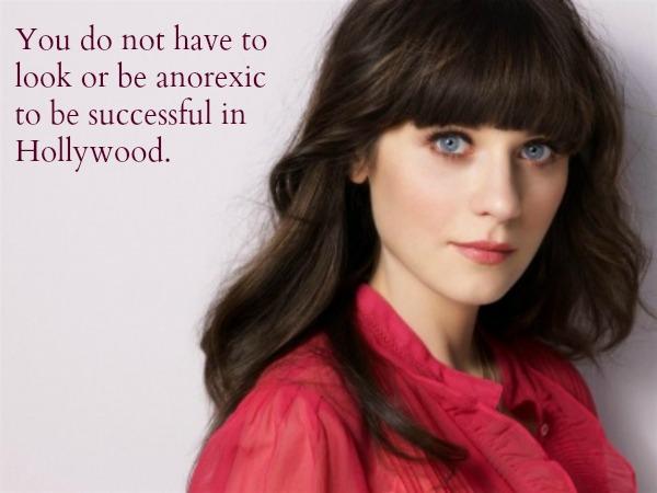 Zooey Deschanel's quote #5