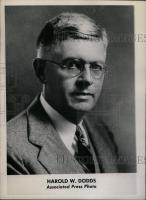 Harold W. Dodds