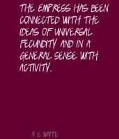 A. E. Waite's quote
