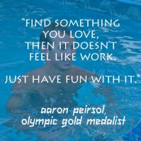 Aaron Peirsol's quote #1