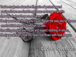 Abandon quote #5