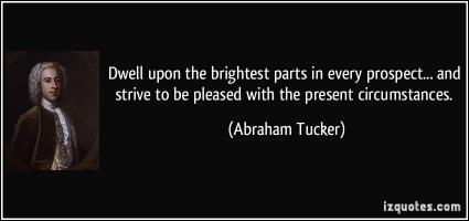 Abraham Tucker's quote #1