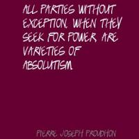 Absolutism quote #2