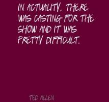 Actuality quote #2