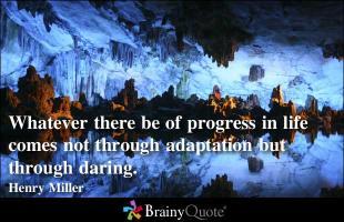 Adaptation quote #1