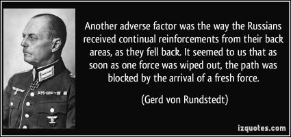 Adverse quote #1