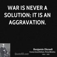 Aggravation quote #2
