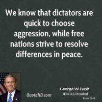 Aggression quote #4