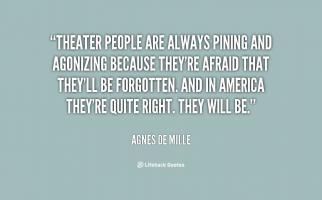 Agonizing quote #1