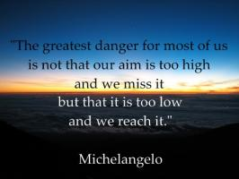 Aiming quote #2